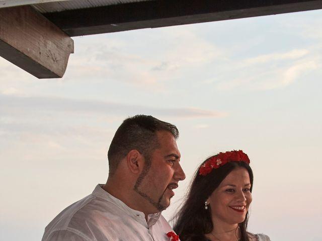 La boda de Israel y Esmeralda en Matalascañas, Huelva 45