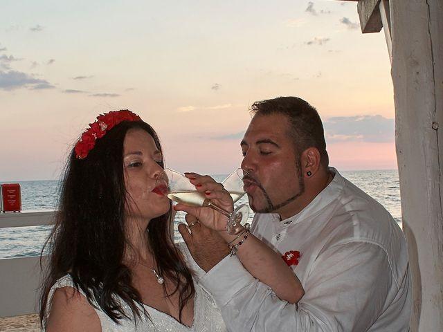 La boda de Israel y Esmeralda en Matalascañas, Huelva 49