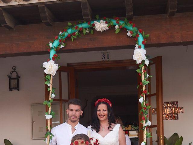 La boda de Israel y Esmeralda en Matalascañas, Huelva 52