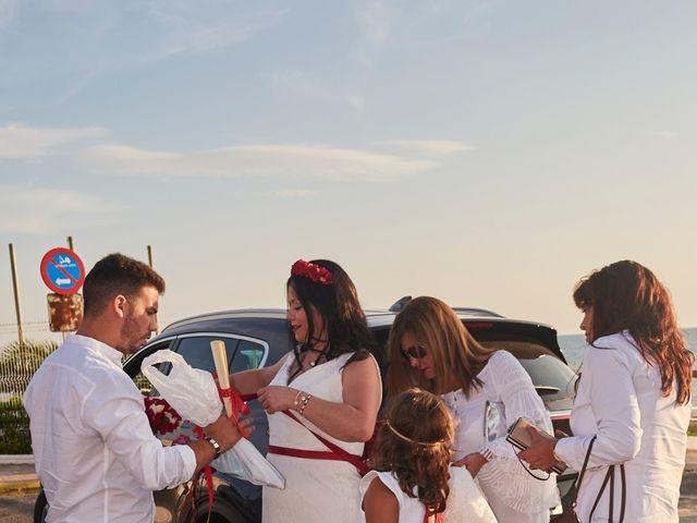 La boda de Israel y Esmeralda en Matalascañas, Huelva 55