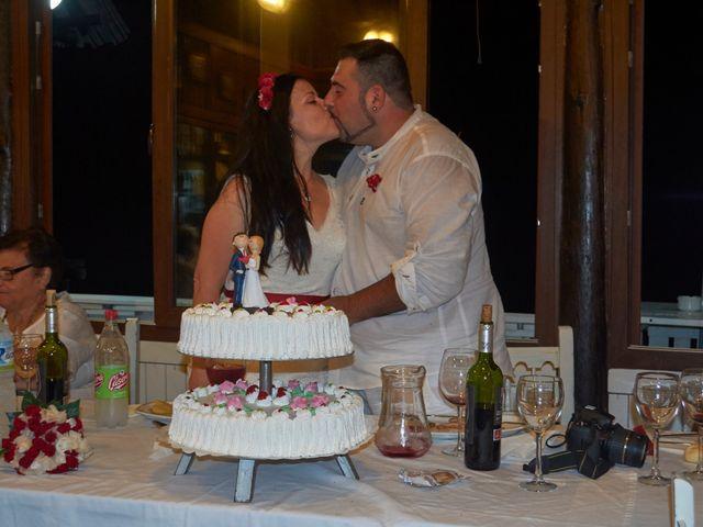 La boda de Israel y Esmeralda en Matalascañas, Huelva 58
