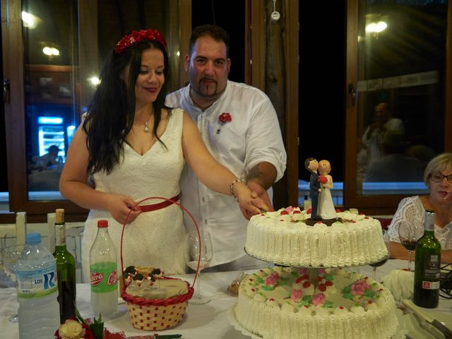 La boda de Israel y Esmeralda en Matalascañas, Huelva 59