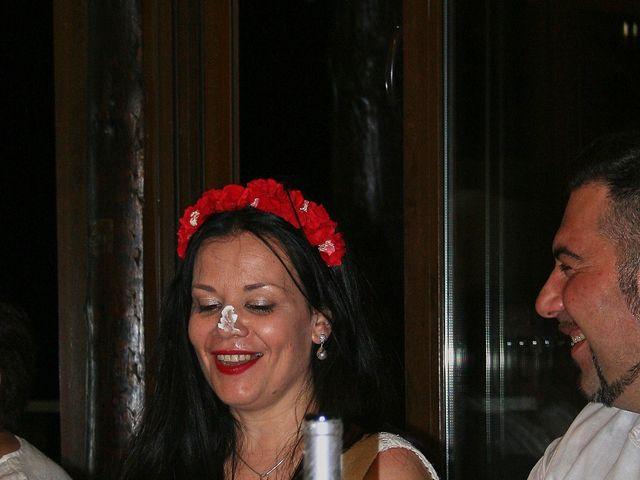 La boda de Israel y Esmeralda en Matalascañas, Huelva 60