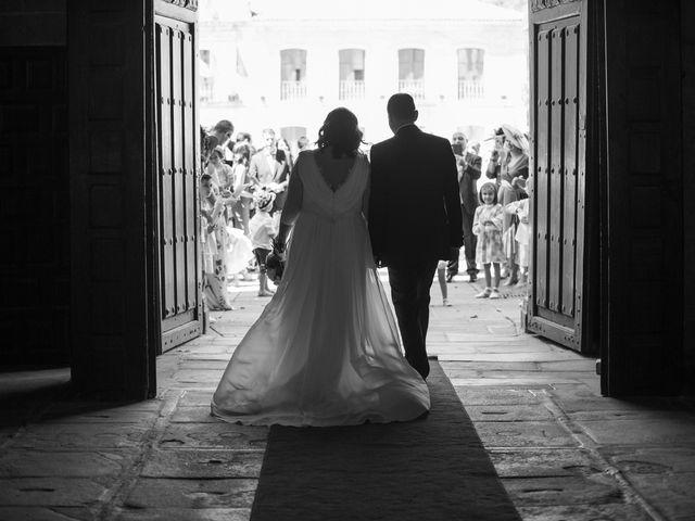 La boda de Rocío y Manel