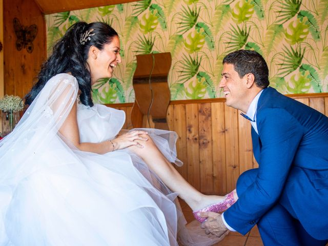 La boda de Jesús y Ángela en Castejon, Navarra 21