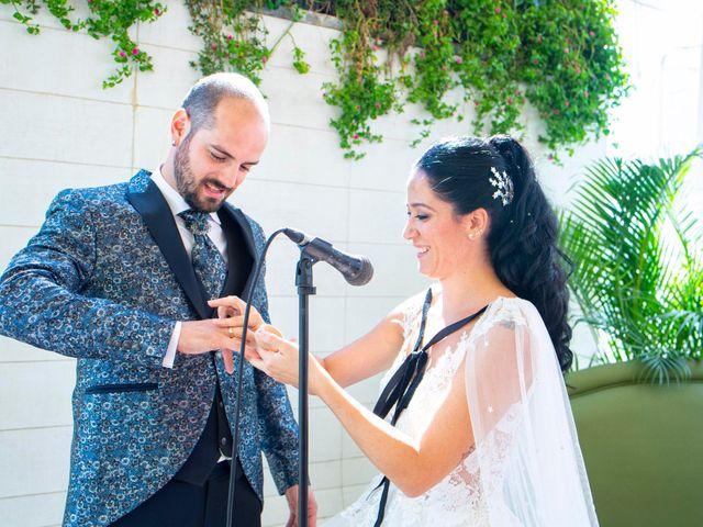 La boda de Jesús y Ángela en Castejon, Navarra 26