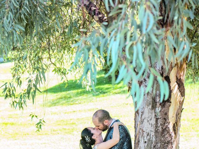 La boda de Jesús y Ángela en Castejon, Navarra 31