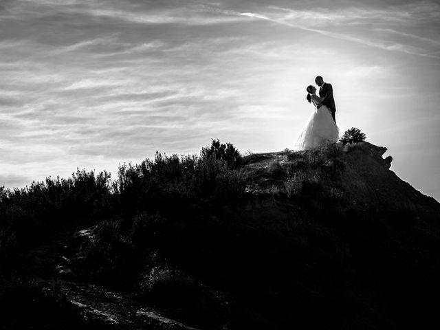 La boda de Jesús y Ángela en Castejon, Navarra 46