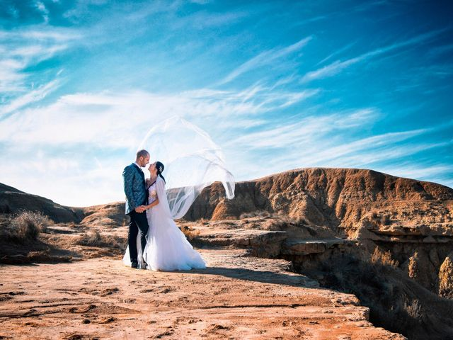 La boda de Ángela y Jesús