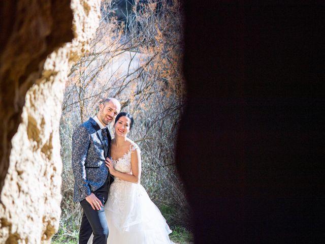 La boda de Jesús y Ángela en Castejon, Navarra 44
