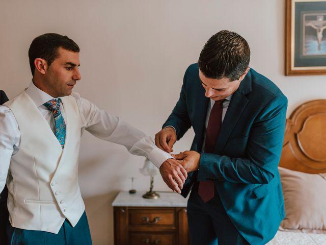 La boda de Francisco y Gwendolyne en Olula Del Rio, Almería 5