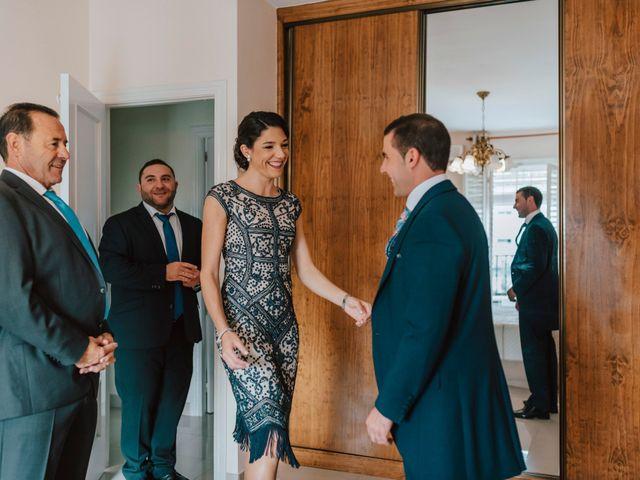 La boda de Francisco y Gwendolyne en Olula Del Rio, Almería 7