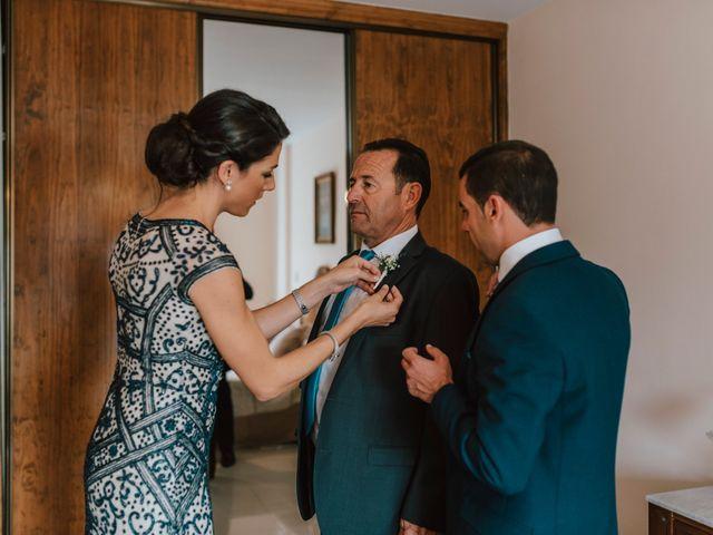 La boda de Francisco y Gwendolyne en Olula Del Rio, Almería 9