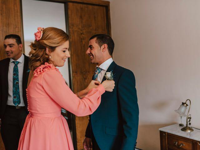 La boda de Francisco y Gwendolyne en Olula Del Rio, Almería 10