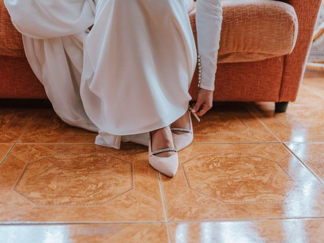La boda de Francisco y Gwendolyne en Olula Del Rio, Almería 14