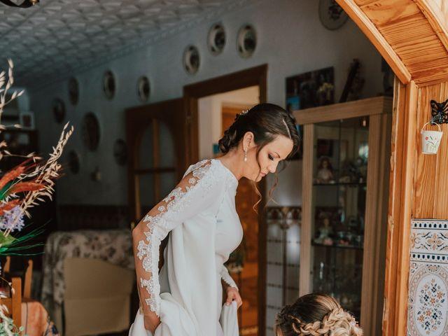 La boda de Francisco y Gwendolyne en Olula Del Rio, Almería 17