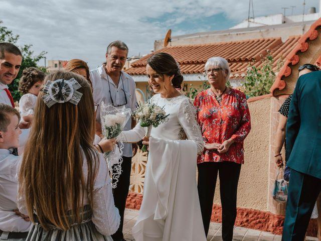 La boda de Francisco y Gwendolyne en Olula Del Rio, Almería 21