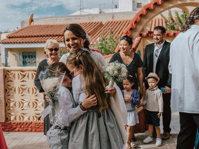 La boda de Francisco y Gwendolyne en Olula Del Rio, Almería 22