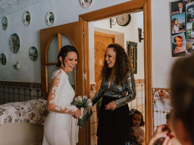 La boda de Francisco y Gwendolyne en Olula Del Rio, Almería 23