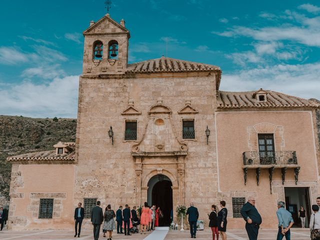 La boda de Francisco y Gwendolyne en Olula Del Rio, Almería 27