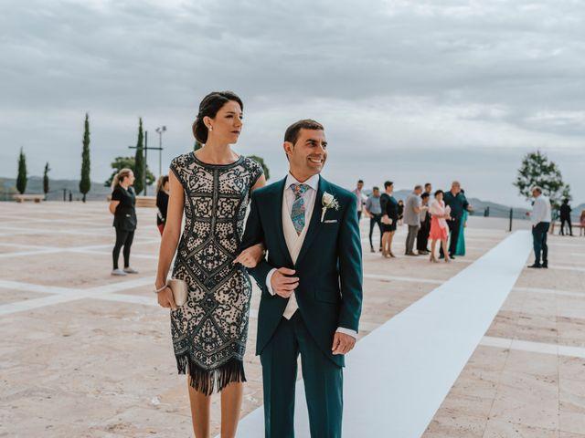 La boda de Francisco y Gwendolyne en Olula Del Rio, Almería 28