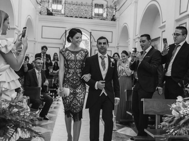 La boda de Francisco y Gwendolyne en Olula Del Rio, Almería 30