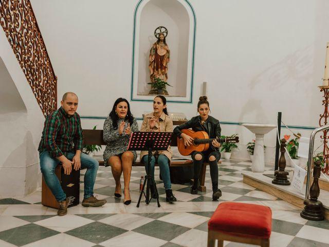 La boda de Francisco y Gwendolyne en Olula Del Rio, Almería 31