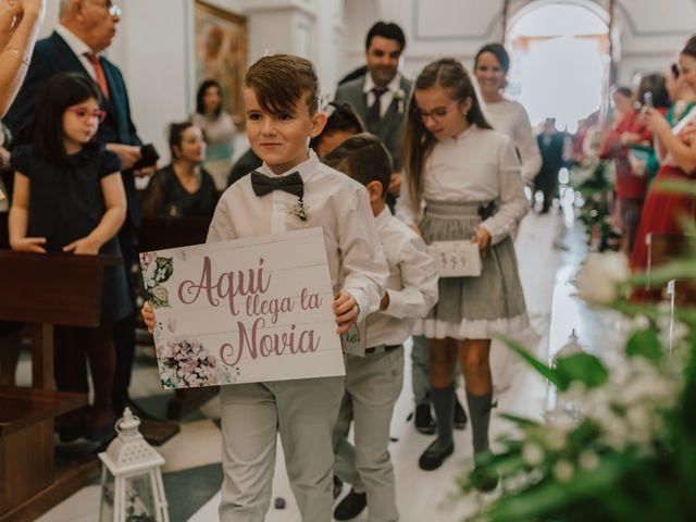La boda de Francisco y Gwendolyne en Olula Del Rio, Almería 32