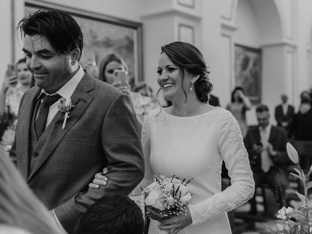 La boda de Francisco y Gwendolyne en Olula Del Rio, Almería 33