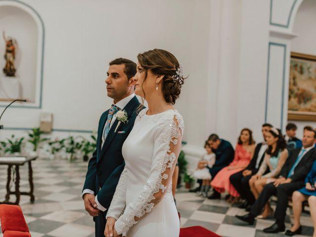 La boda de Francisco y Gwendolyne en Olula Del Rio, Almería 36