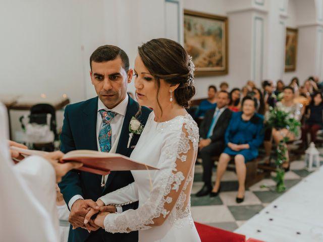 La boda de Francisco y Gwendolyne en Olula Del Rio, Almería 37