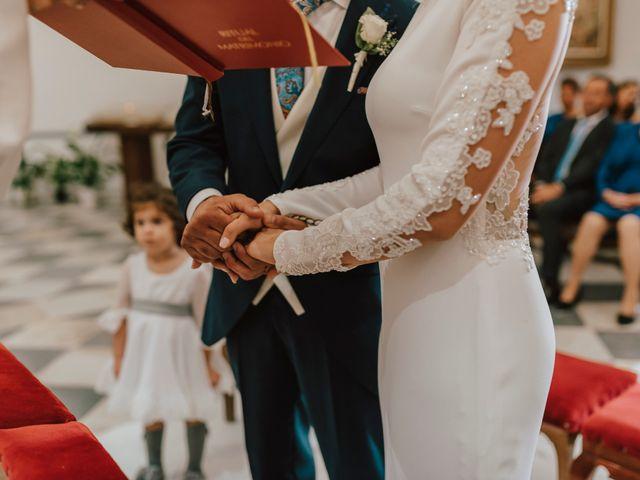 La boda de Francisco y Gwendolyne en Olula Del Rio, Almería 38