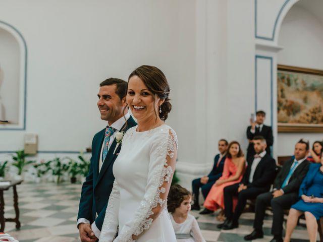 La boda de Francisco y Gwendolyne en Olula Del Rio, Almería 39