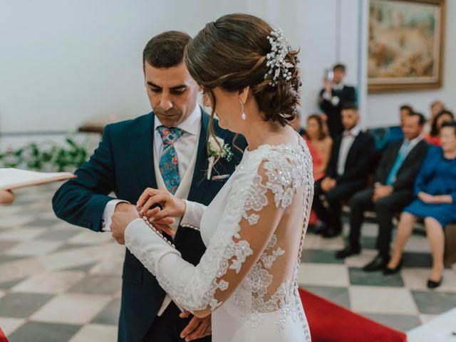 La boda de Francisco y Gwendolyne en Olula Del Rio, Almería 42