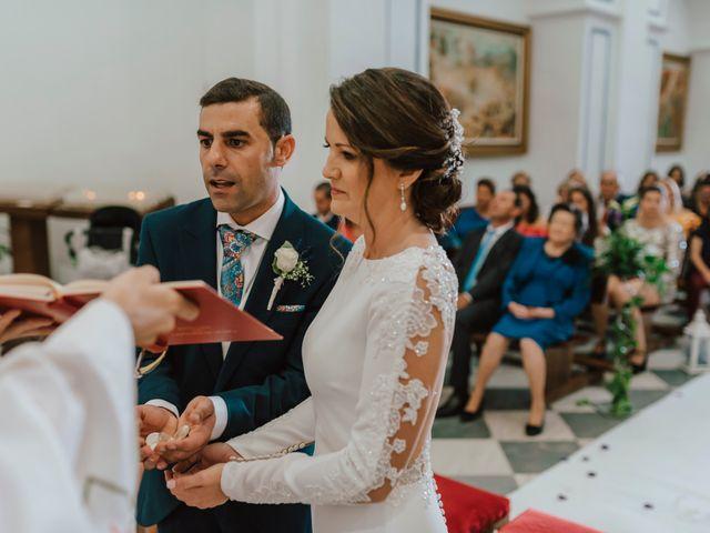 La boda de Francisco y Gwendolyne en Olula Del Rio, Almería 43
