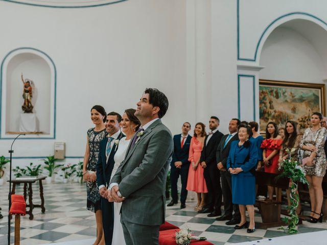 La boda de Francisco y Gwendolyne en Olula Del Rio, Almería 44