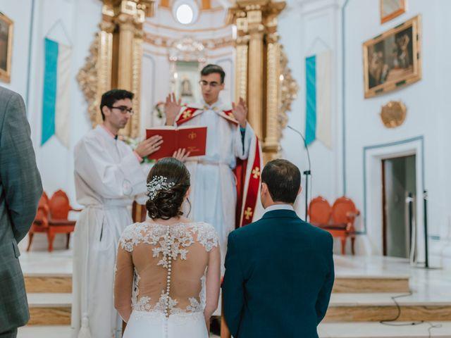 La boda de Francisco y Gwendolyne en Olula Del Rio, Almería 45