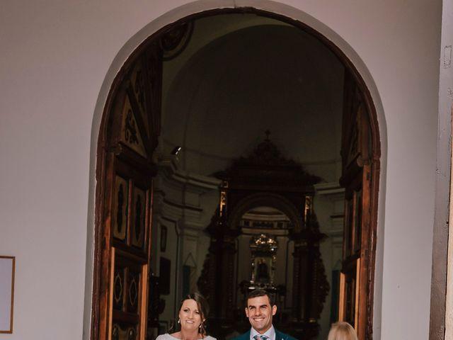 La boda de Francisco y Gwendolyne en Olula Del Rio, Almería 46