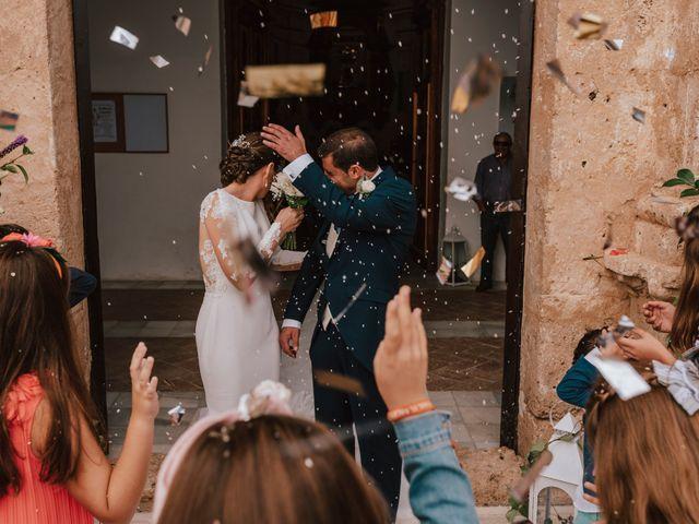 La boda de Francisco y Gwendolyne en Olula Del Rio, Almería 47