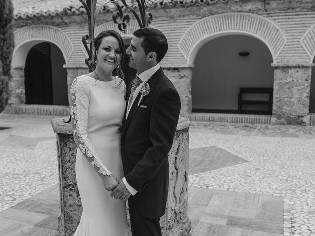 La boda de Francisco y Gwendolyne en Olula Del Rio, Almería 49