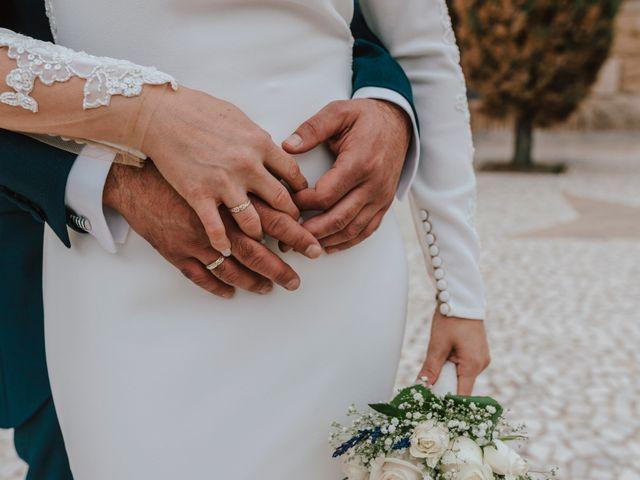 La boda de Francisco y Gwendolyne en Olula Del Rio, Almería 50