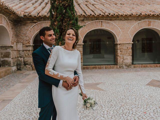 La boda de Francisco y Gwendolyne en Olula Del Rio, Almería 51