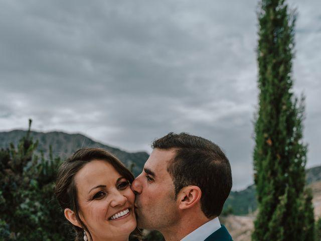La boda de Francisco y Gwendolyne en Olula Del Rio, Almería 53