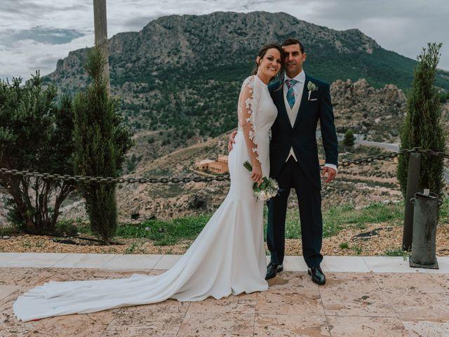 La boda de Francisco y Gwendolyne en Olula Del Rio, Almería 54