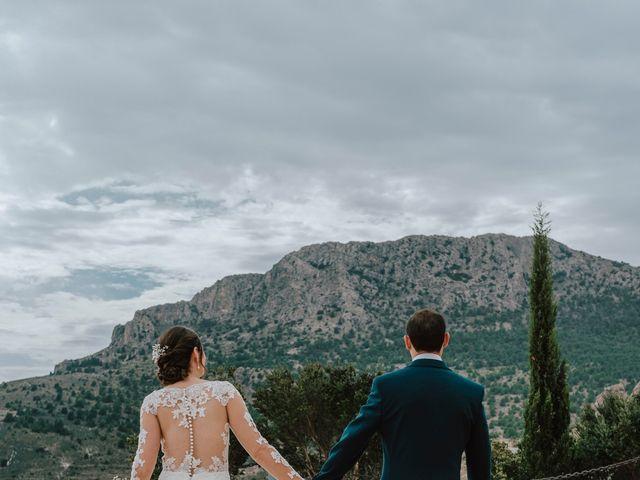 La boda de Francisco y Gwendolyne en Olula Del Rio, Almería 55