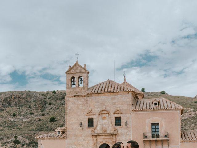 La boda de Francisco y Gwendolyne en Olula Del Rio, Almería 57