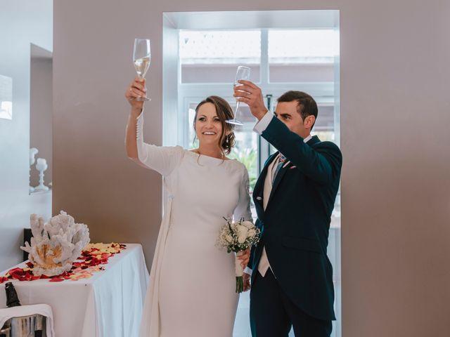 La boda de Francisco y Gwendolyne en Olula Del Rio, Almería 58