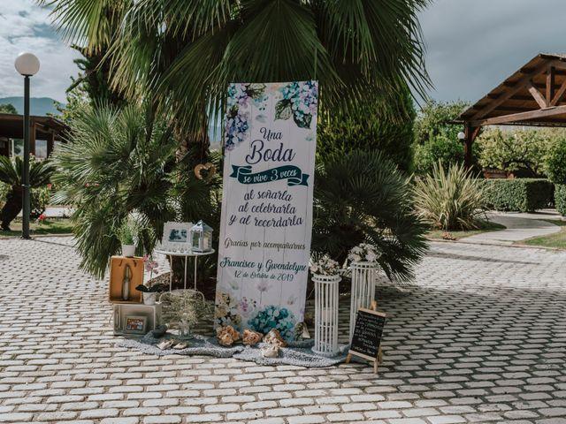 La boda de Francisco y Gwendolyne en Olula Del Rio, Almería 59