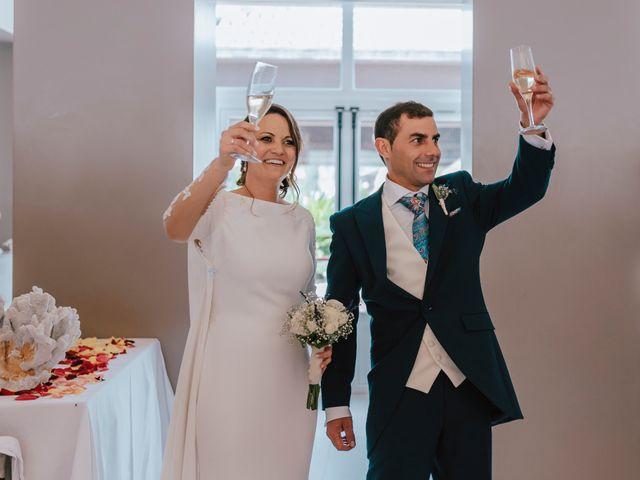 La boda de Francisco y Gwendolyne en Olula Del Rio, Almería 68