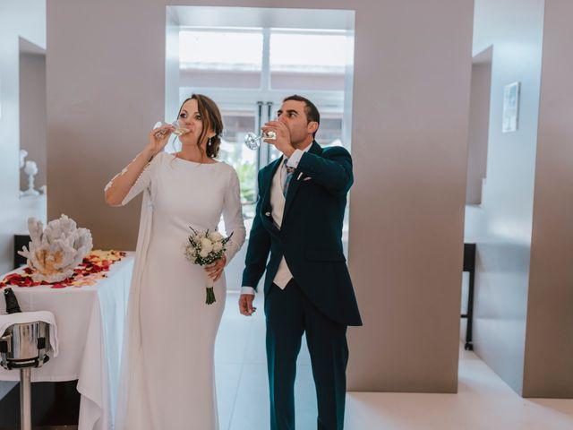 La boda de Francisco y Gwendolyne en Olula Del Rio, Almería 69